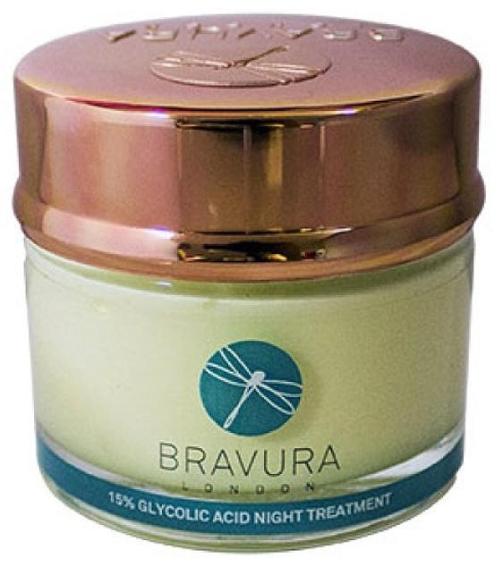 Bravura London Glycolic Acid 15% Night Treatment