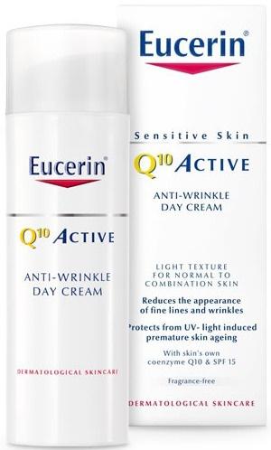 Eucerin Q10 Active Day Cream SPF15