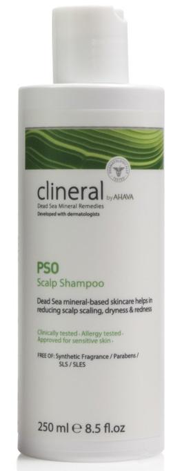 Ahava Clineral Pso Scalp Shampoo