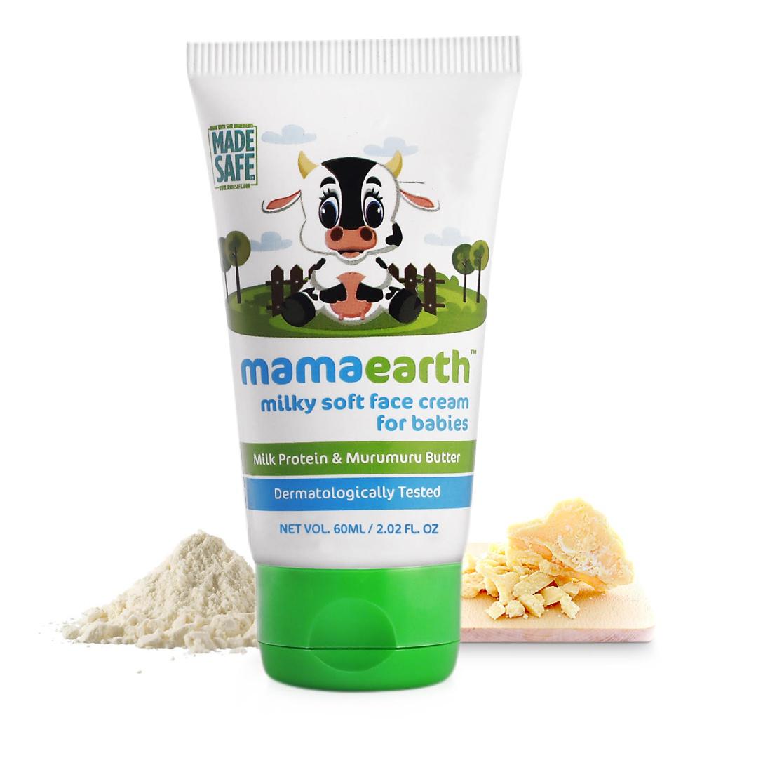 Mamaearth Baby Face Cream
