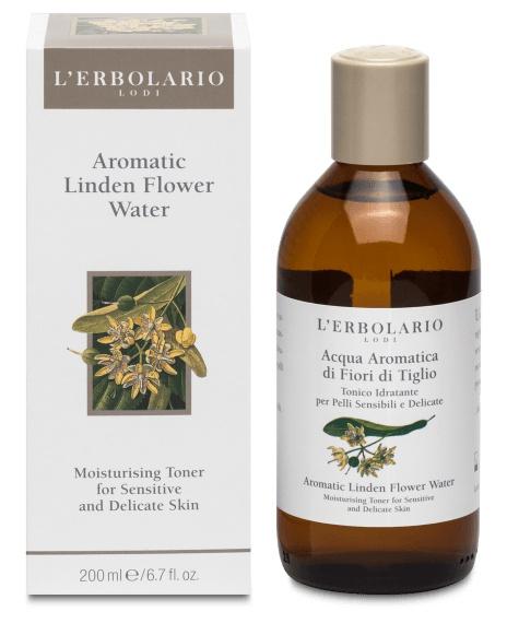 L'Erbolario Aromatic Linden Flower Water