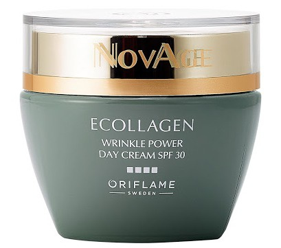 Oriflame Ecollagen Wrinkle Power Day Cream Spf 30