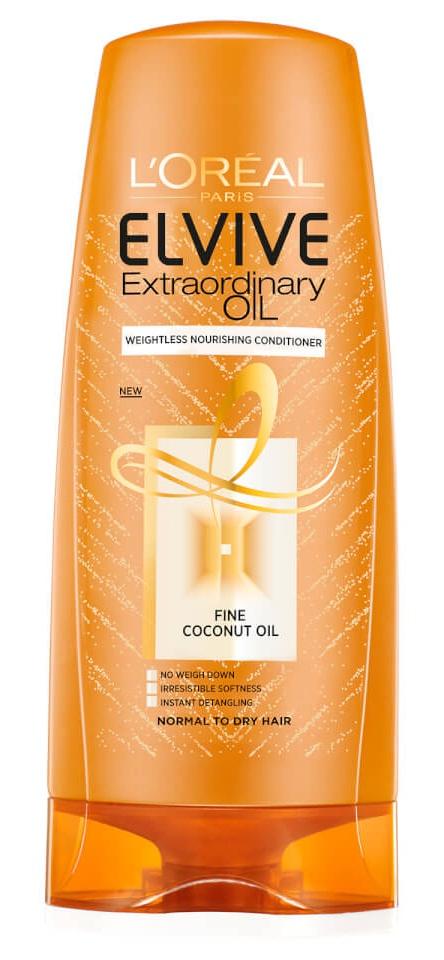 L'Oreal Paris Elvive Extraordinary Oil Coconut Conditioner