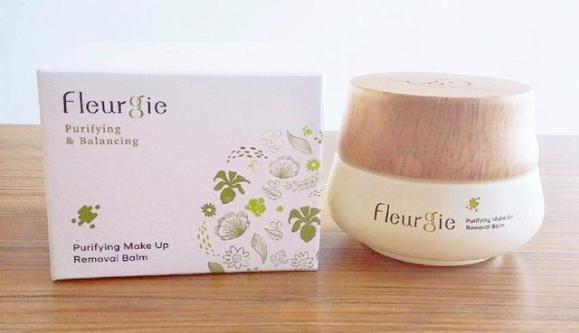 Fleurgie Purifying Makeup Remover Balm