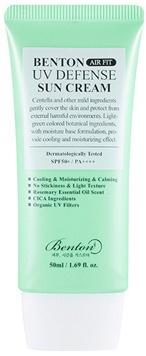 Benton Air Fit UV Defense Sun Cream