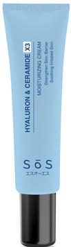 S.O.S. SOS Hyaluron & Ceramide X3 Moisturizing Cream