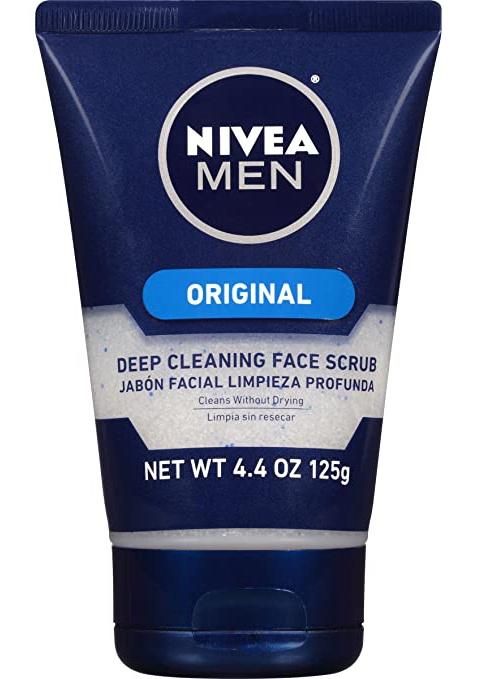 NIVEA MEN Face Scrub