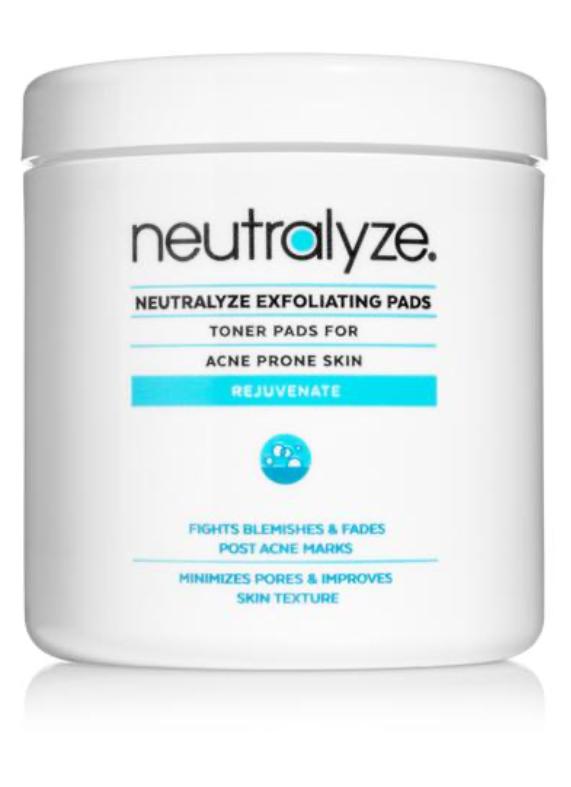 Neutralyze Exfoliating Pads