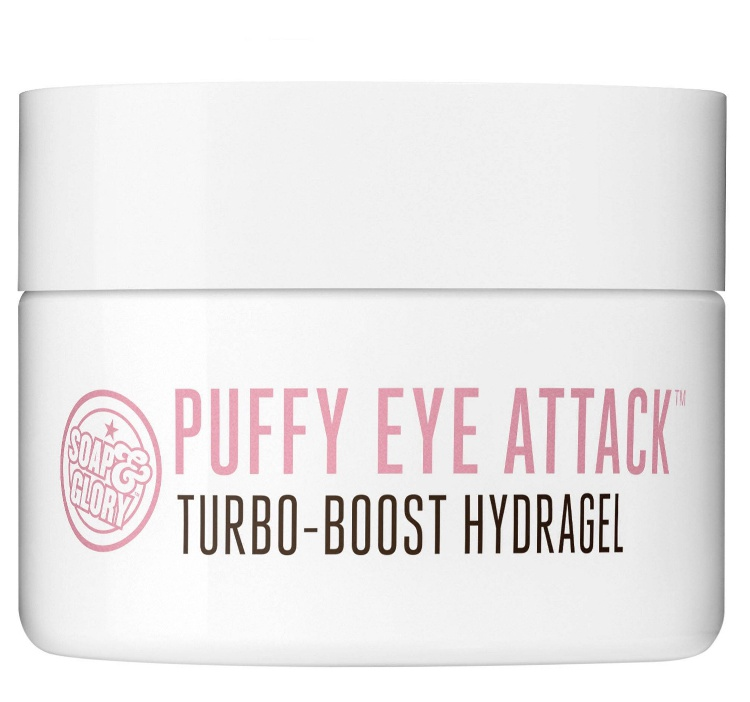 Soap & Glory Puffy Eye Attack Turbo-Boost Hydragel