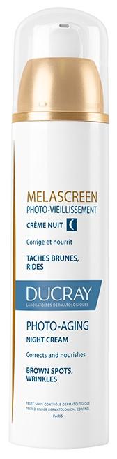 Ducray Melascreen Photo-Aging Night Cream