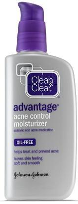 Clean & Clear Advantage Acne Control Moisturizer