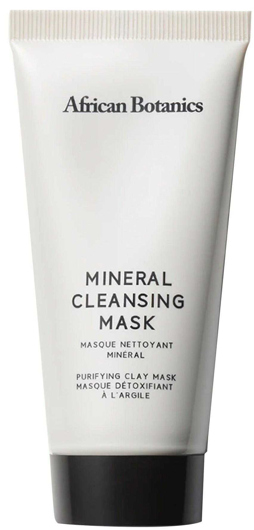 African Botanics Marula Mineral Cleansing Mask