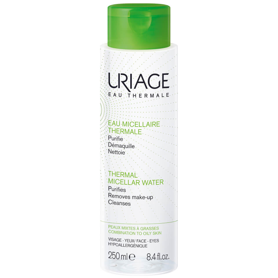 Uriage Thermal Micellar Water Combination To Oily Skin