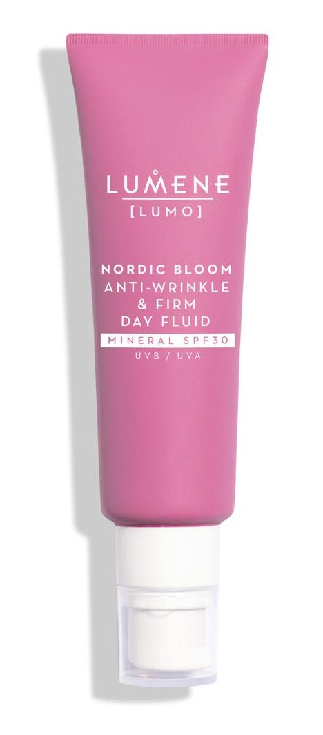 Lumene Anti-Wrinkle & Firm Day Fluid Mineral SPF 30