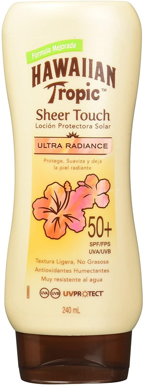 Hawaiian Tropic Sheer Touch Sunscreen SPF 50