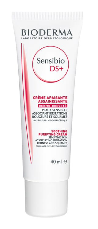 Bioderma Sensibio Ds+ Soothing Purifying Cream