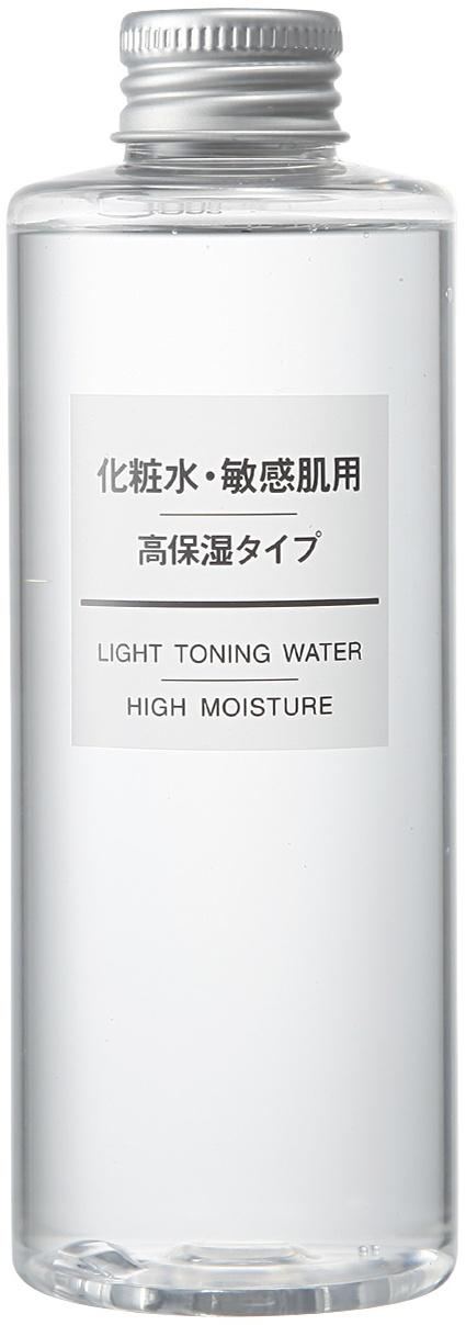 Muji Light Toning Water - High Moisture