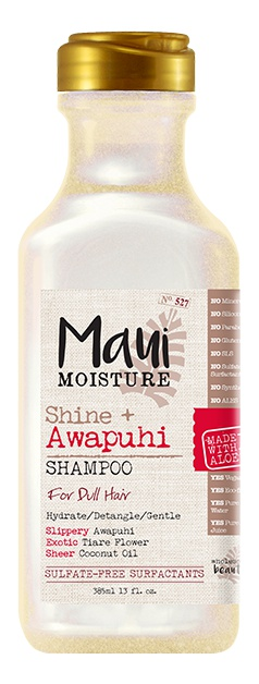 Maui moisture Shine + Awapuhi Shampoo