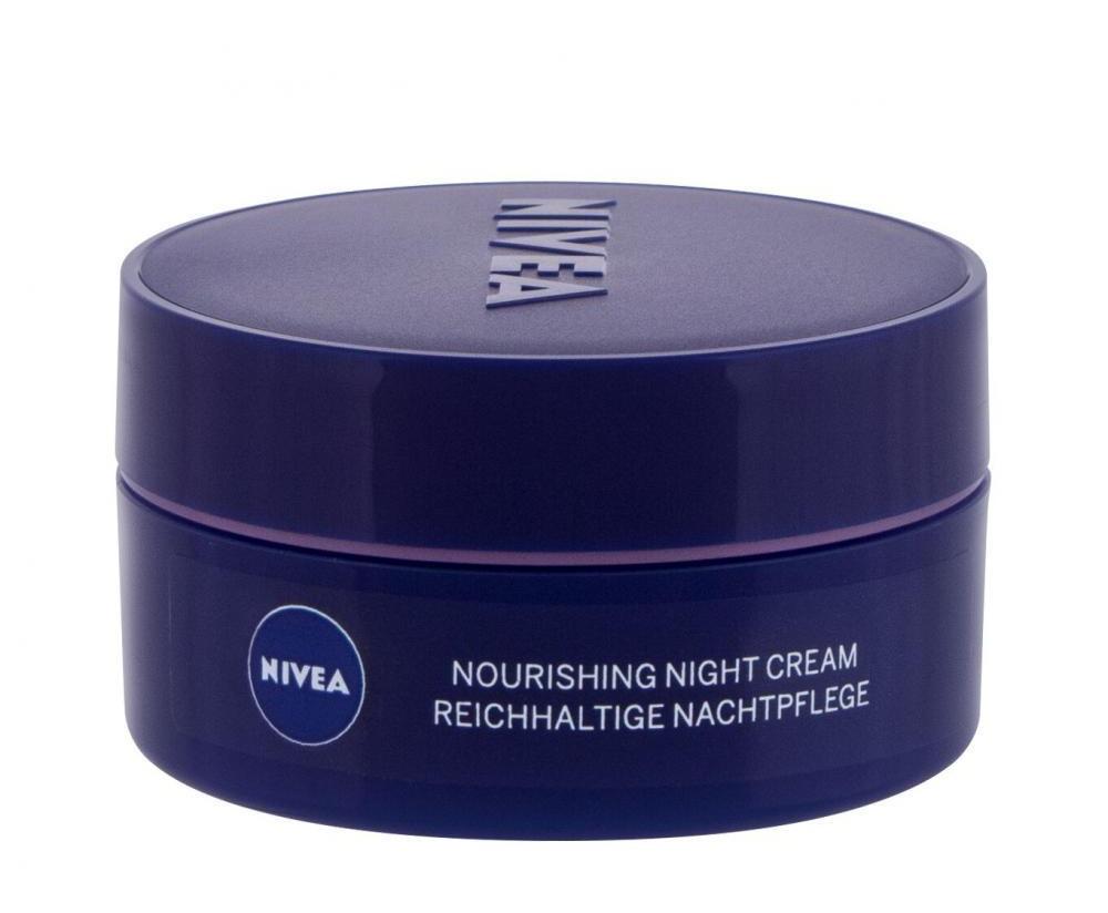 Nivea Nourishing Night Cream