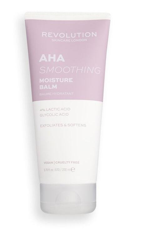 Revolution Body Skincare Aha Smoothing Moisture Balm