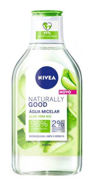 Nivea Naturally Good Micelar Water