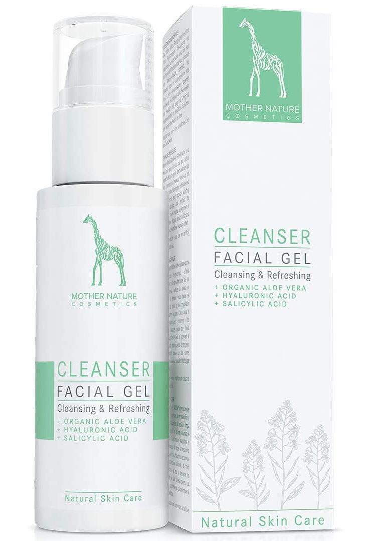 Mother Nature Cleanser Facial Gel