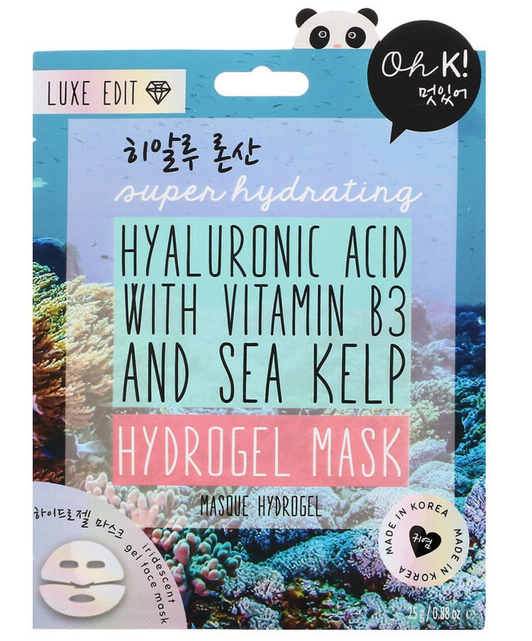 OhK! Hyaluronic Acid With Vitamin B3 And Sea Kelp