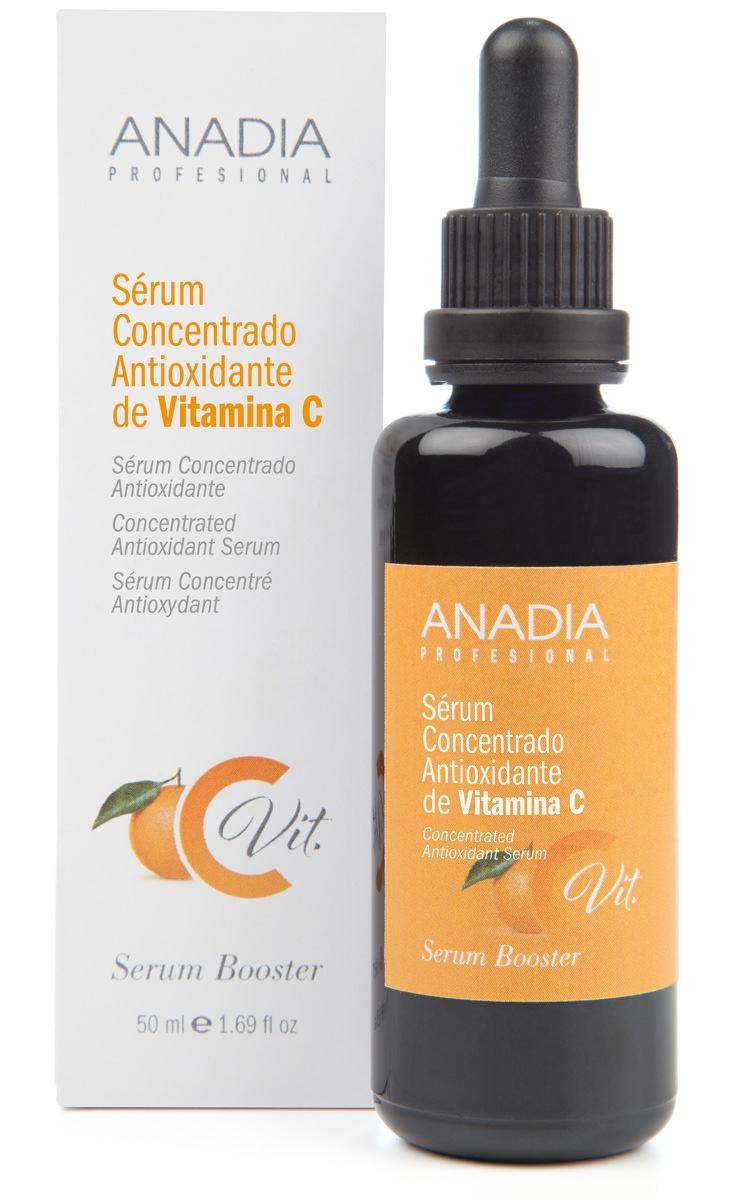 Anadia Sérum Concentrado Antioxidante De Vitamina C