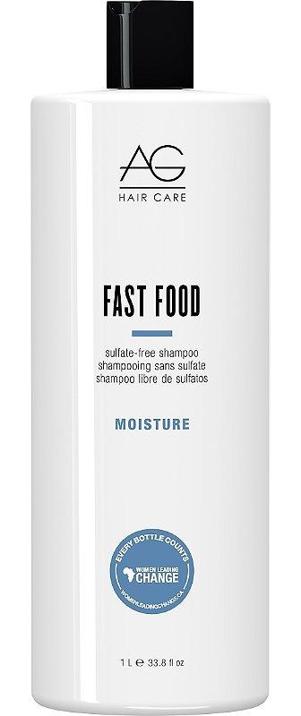 AG Fast Food Sulfate-Free Shampoo
