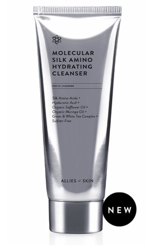 Allies of Skin Silk Amino Hydrating Cleanser