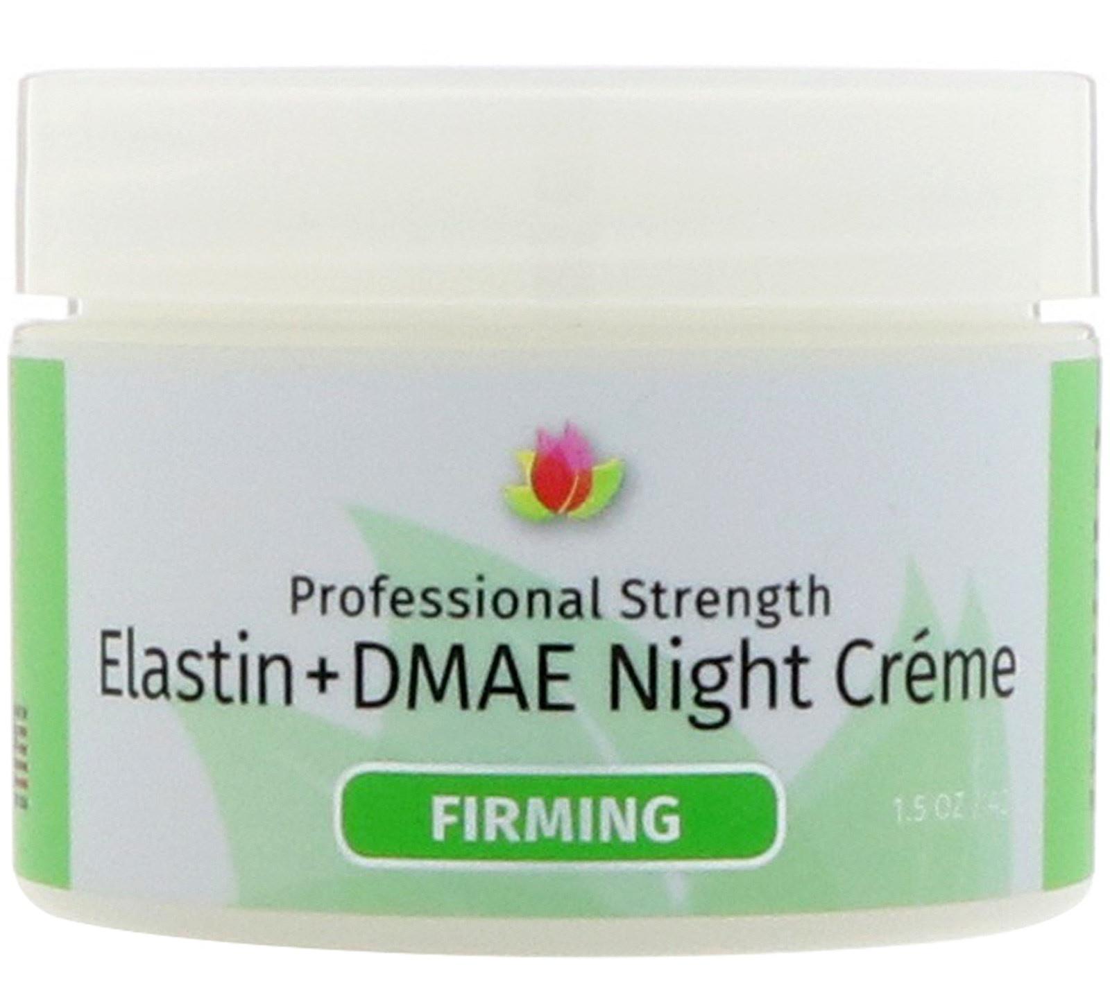 Reviva Labs Elastin + Dmae Night Creme