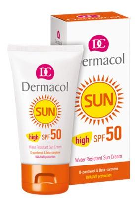 Dermacol Water Resistant Sun Cream Spf50