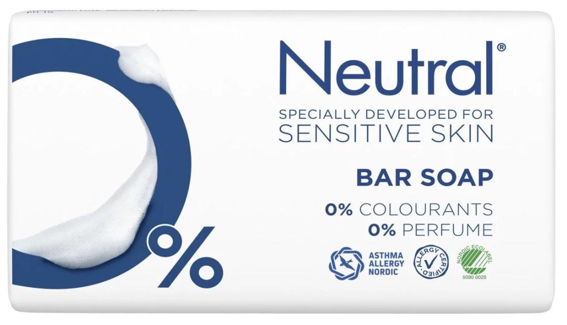 Neutral Bar Soap