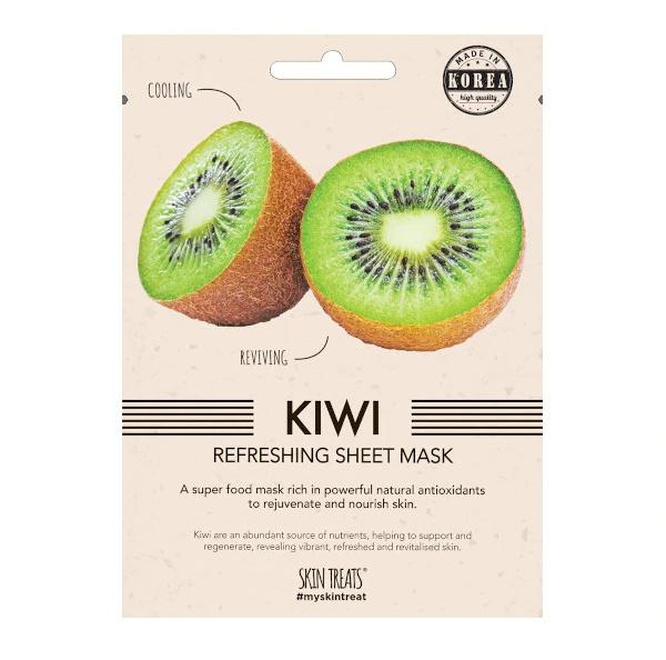 Skin Treats Kiwi Refreshing Sheet Mask