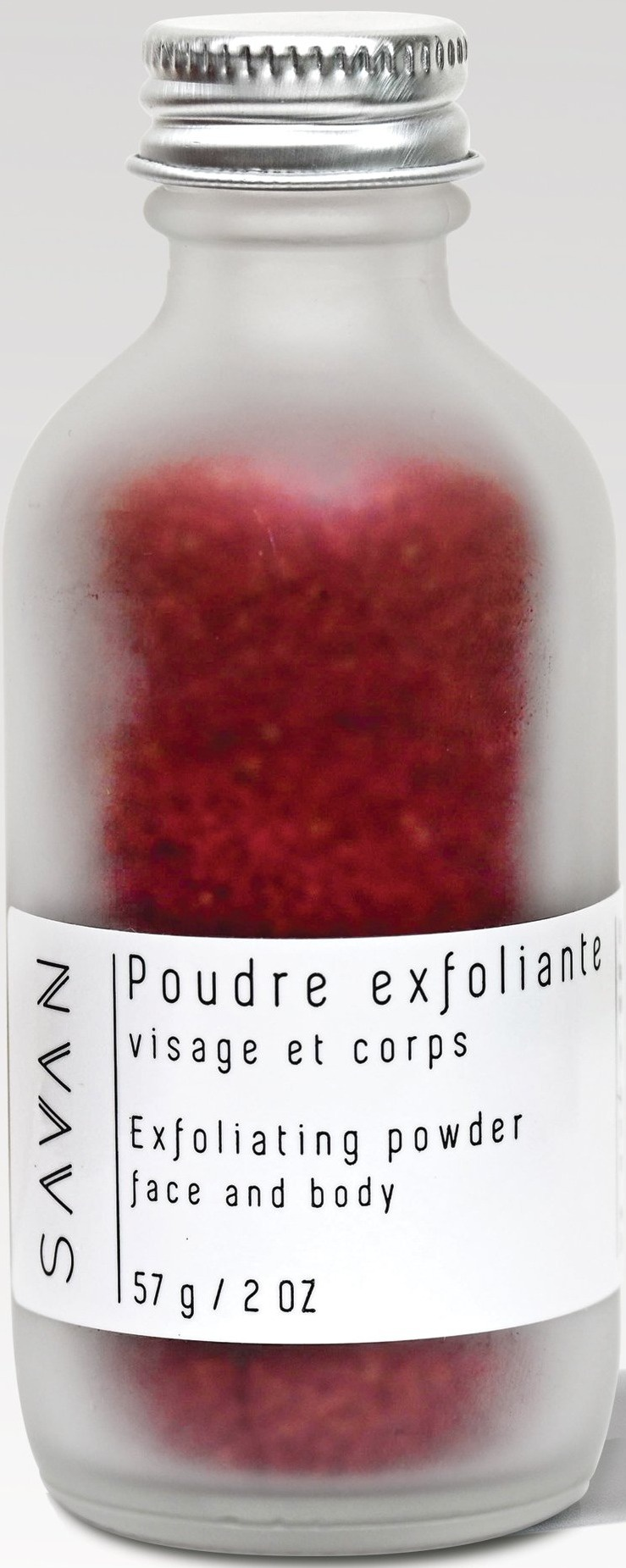 Savan Skincare Exfoliating Powder