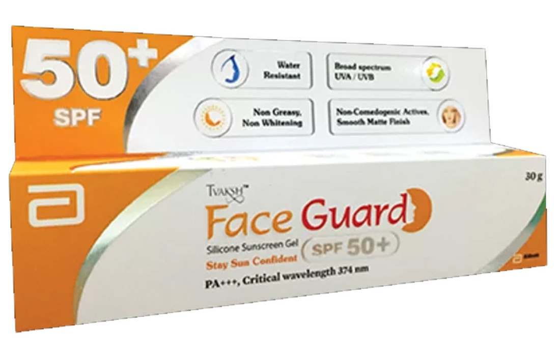 Tvakh Tvaksh Faceguard Sunscreen SPF-50