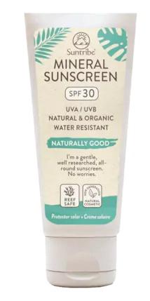 Suntribe Mineral Sunscreen SPF 30