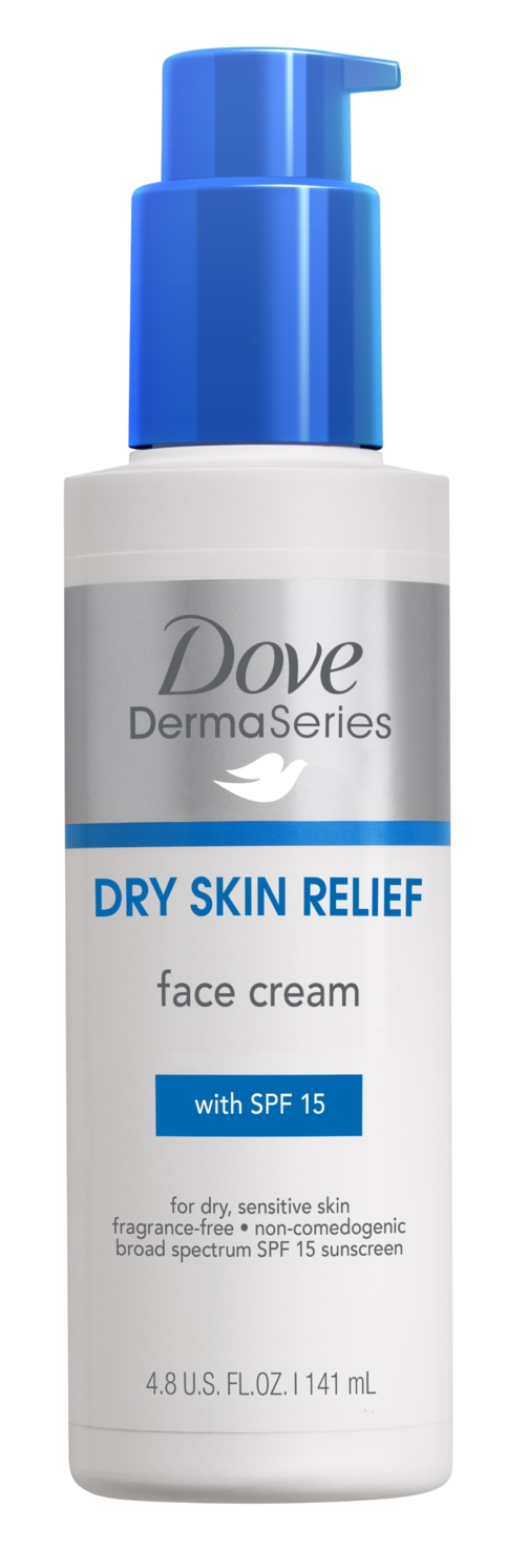 Dove Dove DermaSeries Face Cream with SPF 15