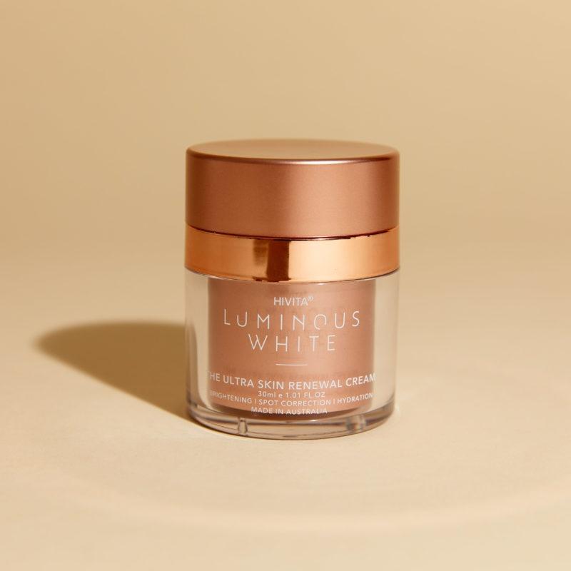 HIVITA Luminous White The Ultra Skin Renewal Cream