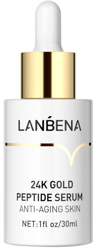 Lanbena 24 K Gold Peptide Serum