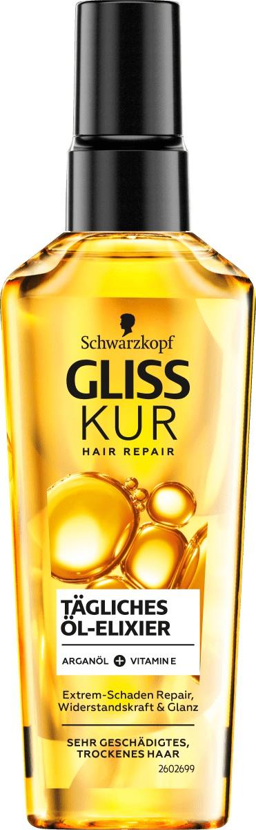 Schwarzkopf Gliss Kur Haaröl Elixier