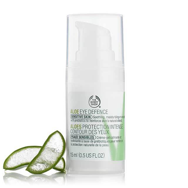 Body Shop Aloe Eye Defence