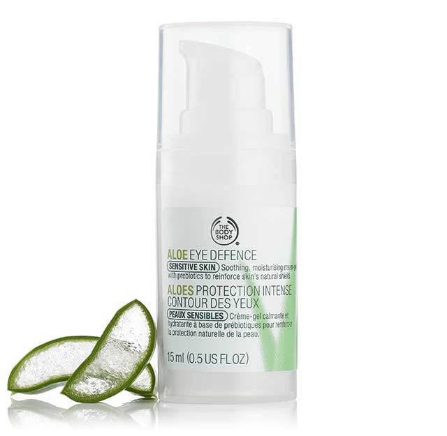 Body Shop Aloe Eye Defence