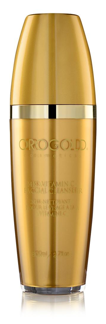 Orogold 24K Vitamin C Facial Cleanser