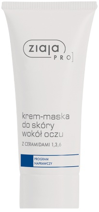 Ziaja Pro Cream-Mask For Eye Area With Ceramides