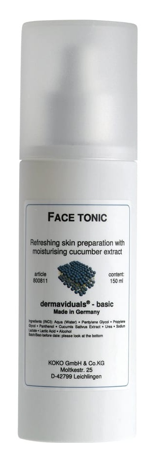 Dermaviduals Face Tonic