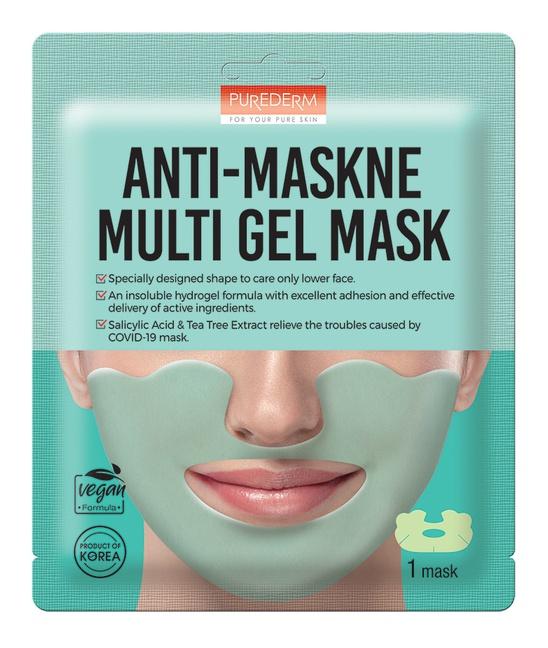 PUREDERM Anti Maskne Multi Gel Mask