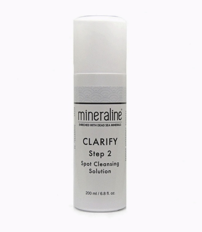 Mineraline Spot Cleansing Solution