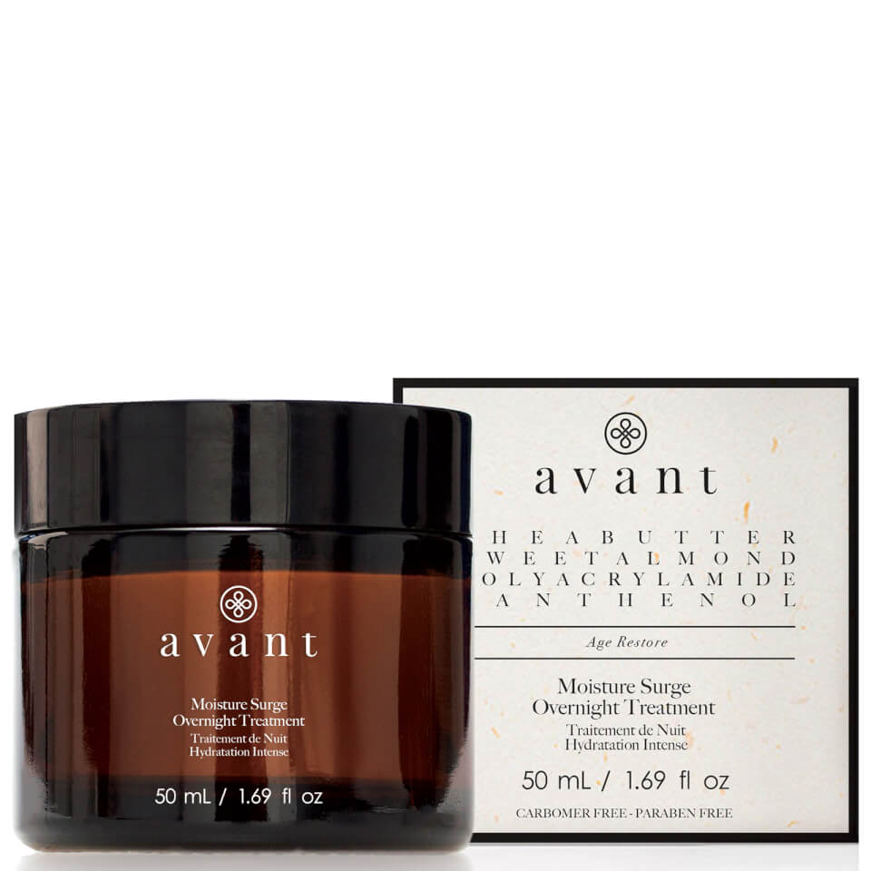 Avant Moisture Surge Overnight Treatment