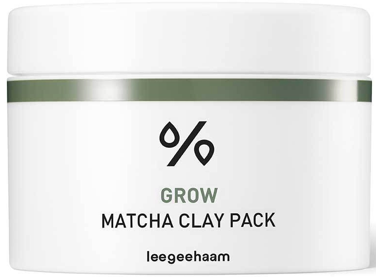 LEEGEEHAAM Green Tea Clay Pack